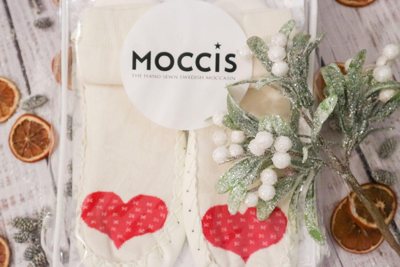 Moccis Heart Hand-sewn Sweddish Moccasins