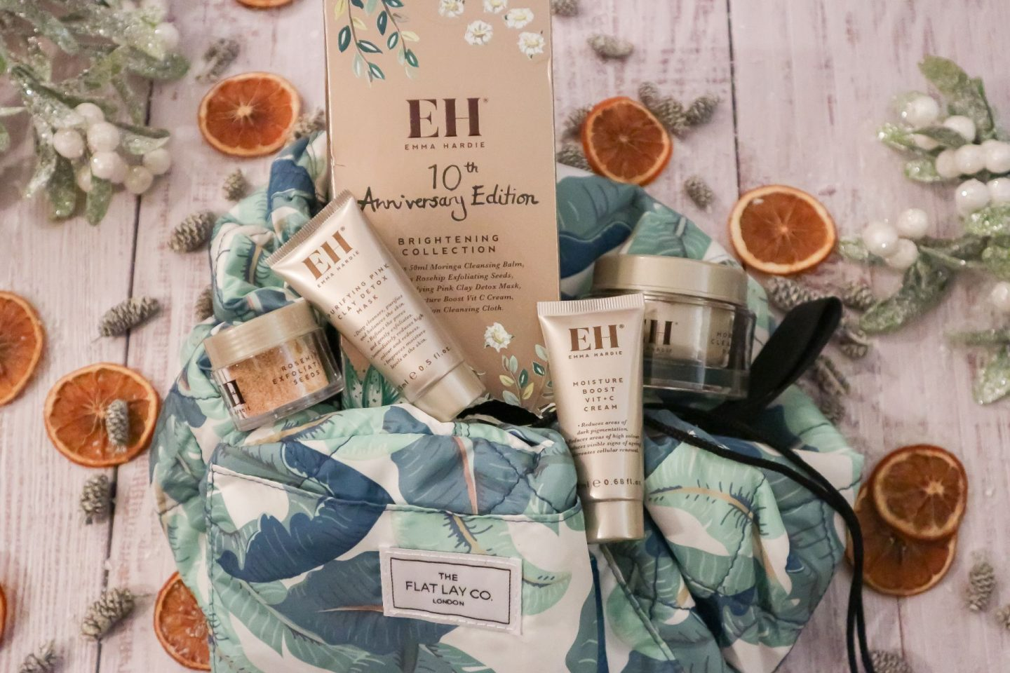 emma hardie 10th anniversary brightening collection