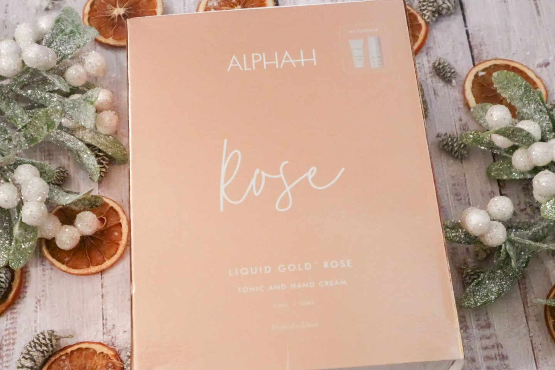 Alpha H Liquid Rose Gold Holiday Kit
