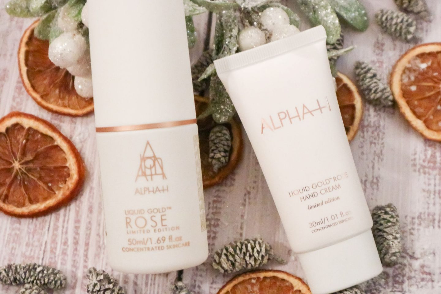 Alpha H Liquid Rose Gold Holiday Kit