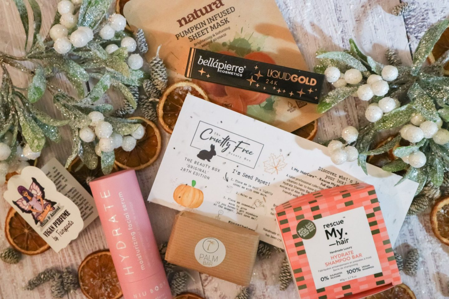 The Cruelty-Free Beauty Box