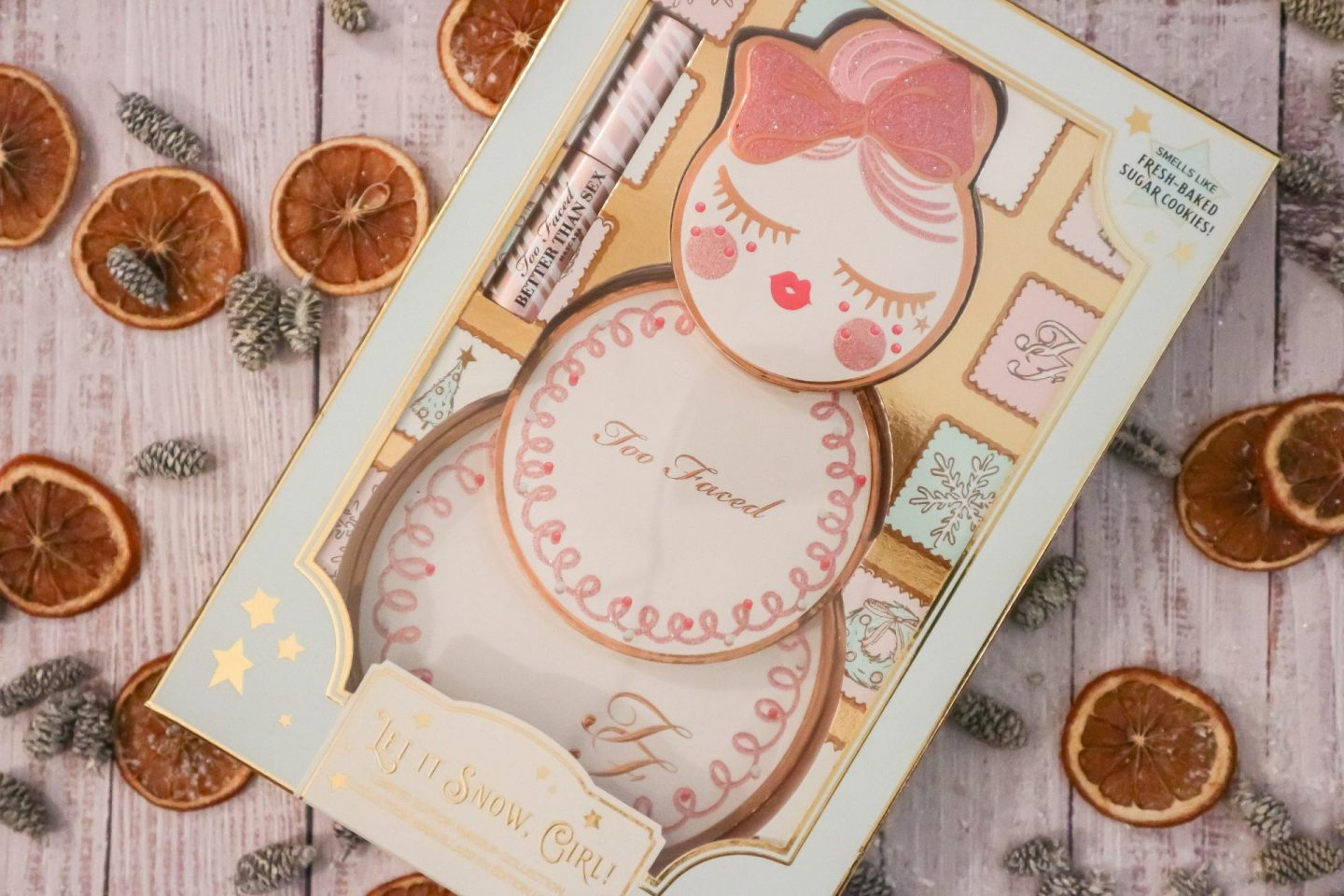Too Faced Let it Snow Girl