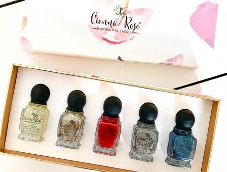 cienna rose nail polish
