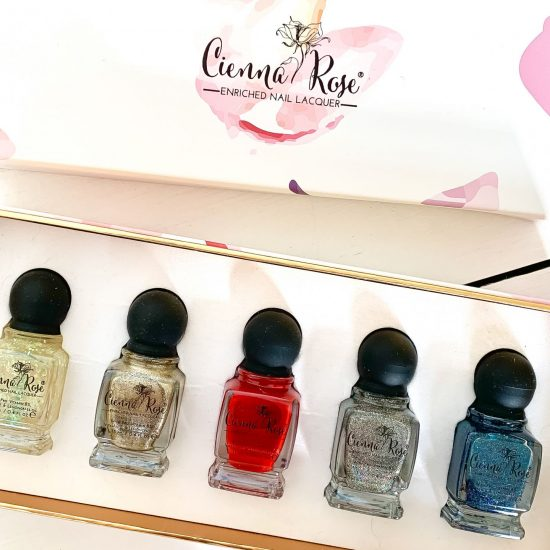 cienna rose nail polish
