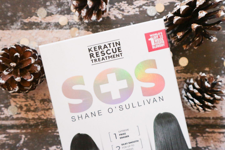Shane O'Sullivan SOS Keratin Rescue Treatment