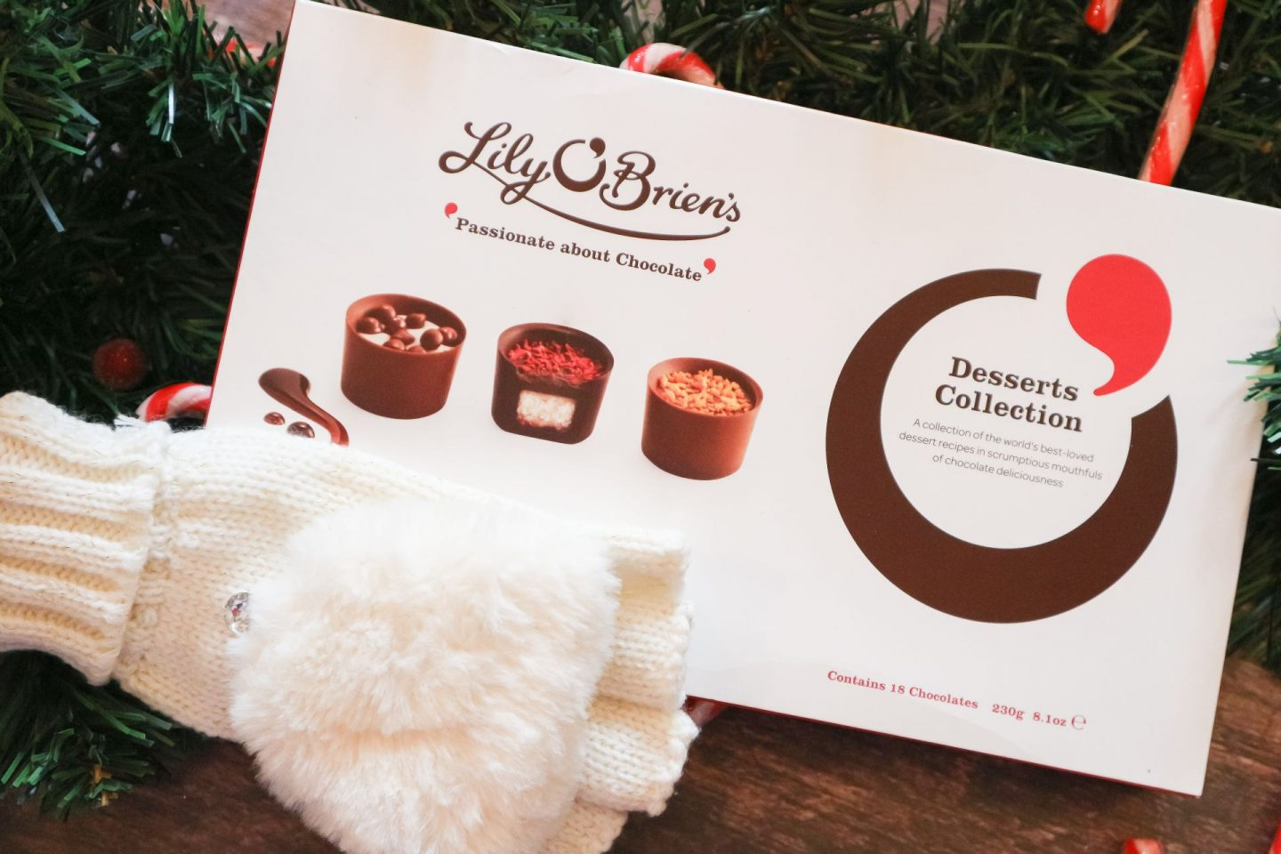 Lily O'Brien's Desserts Collection