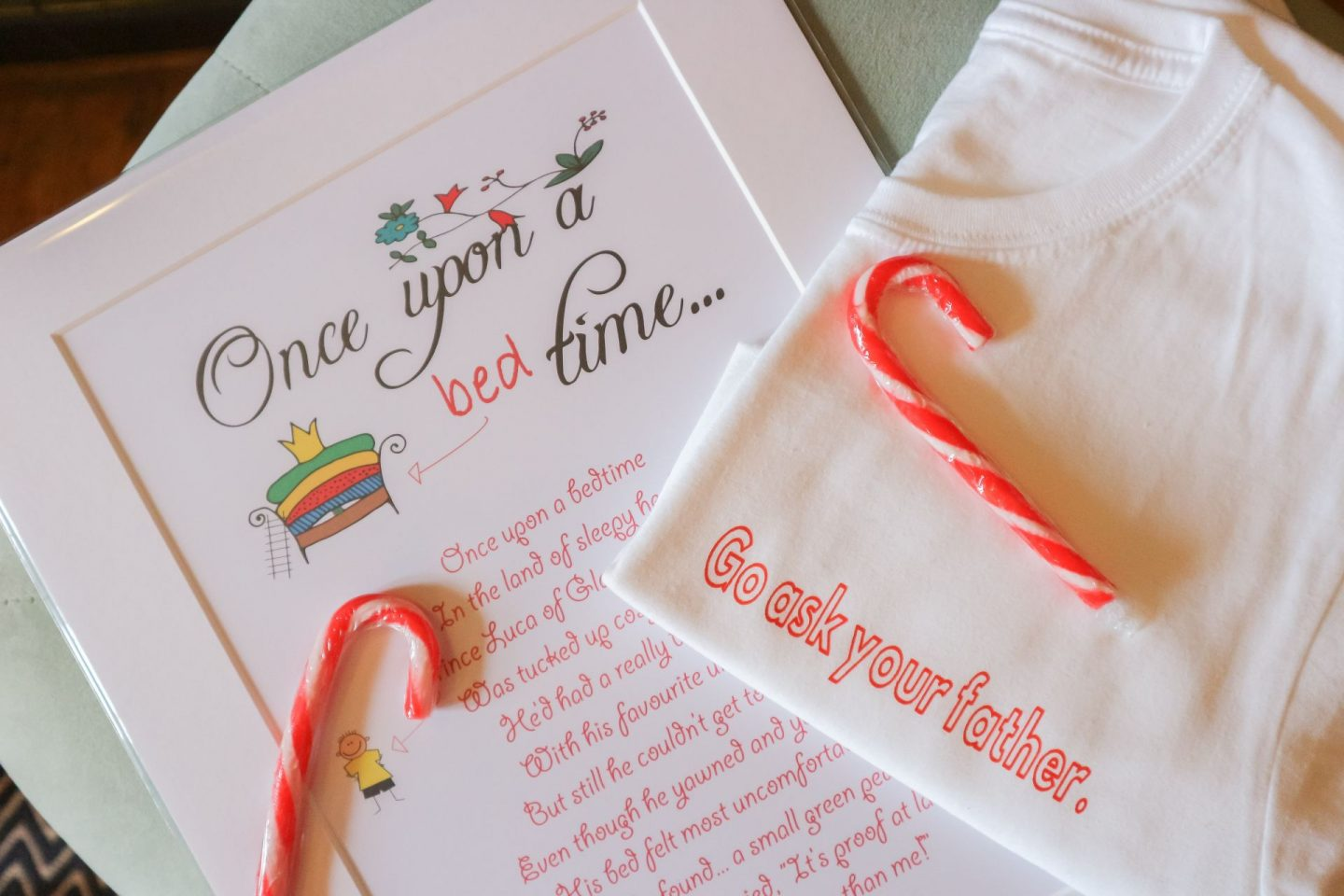Ally Pally Poems Personalised Fairytale Poem