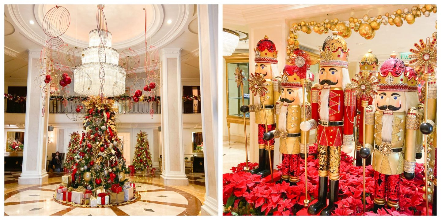 The Beverly Wilshire Christmas 2019