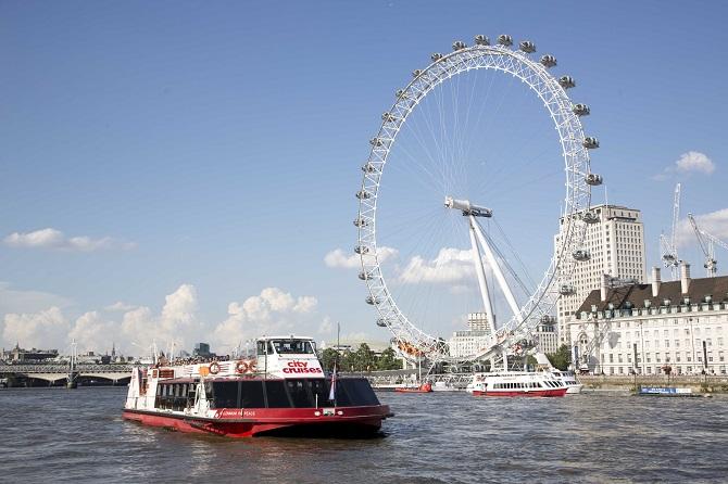 city cruises london thames