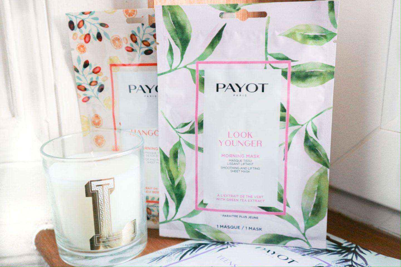 payot morning masks review
