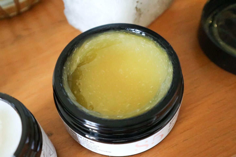S5 Skincare Nourish Cleanser texture