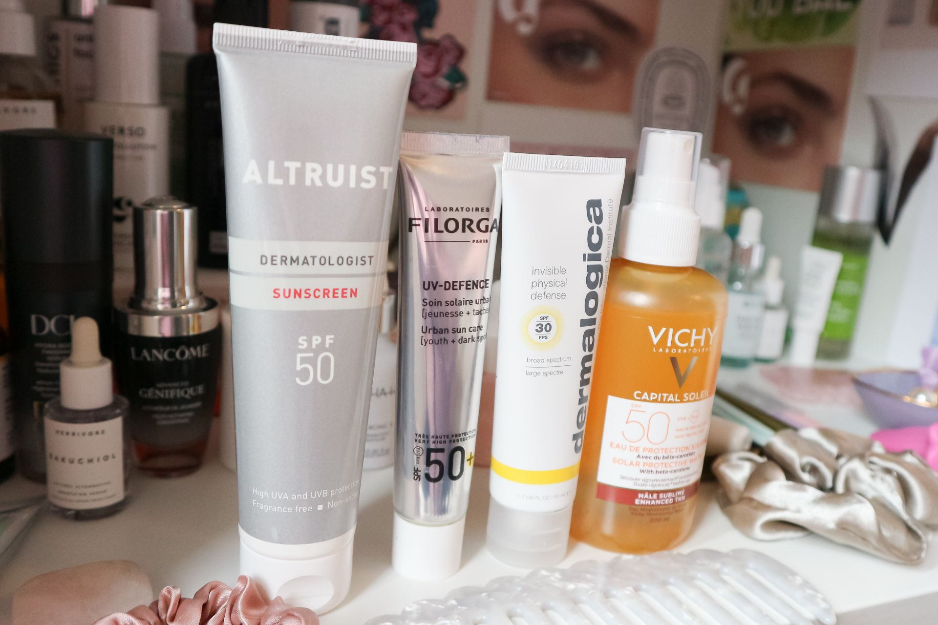 facial spf recommendations