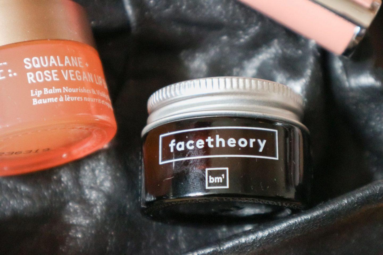 facetheory Lipabalm Bioactive Vegan Lip Balm review
