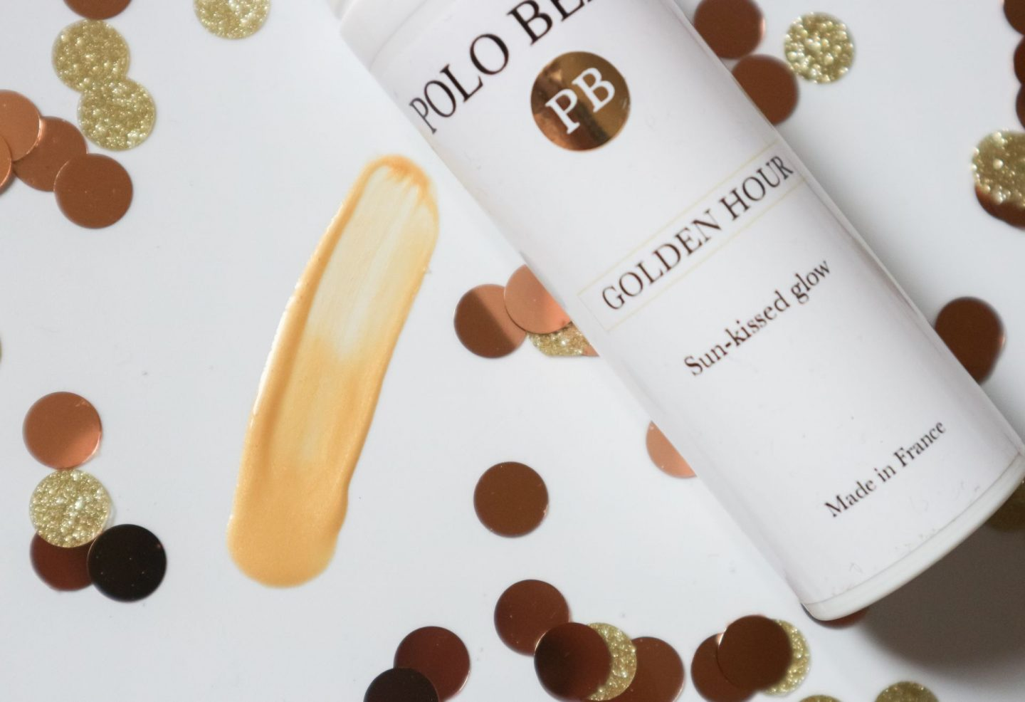 Polo Beauty Golden Hour Body Shimmer Glow
