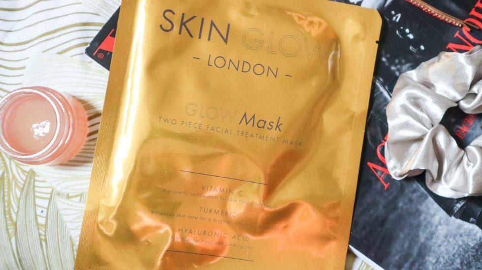 Skin Glow London Skin Glow Facial Treatment Mask