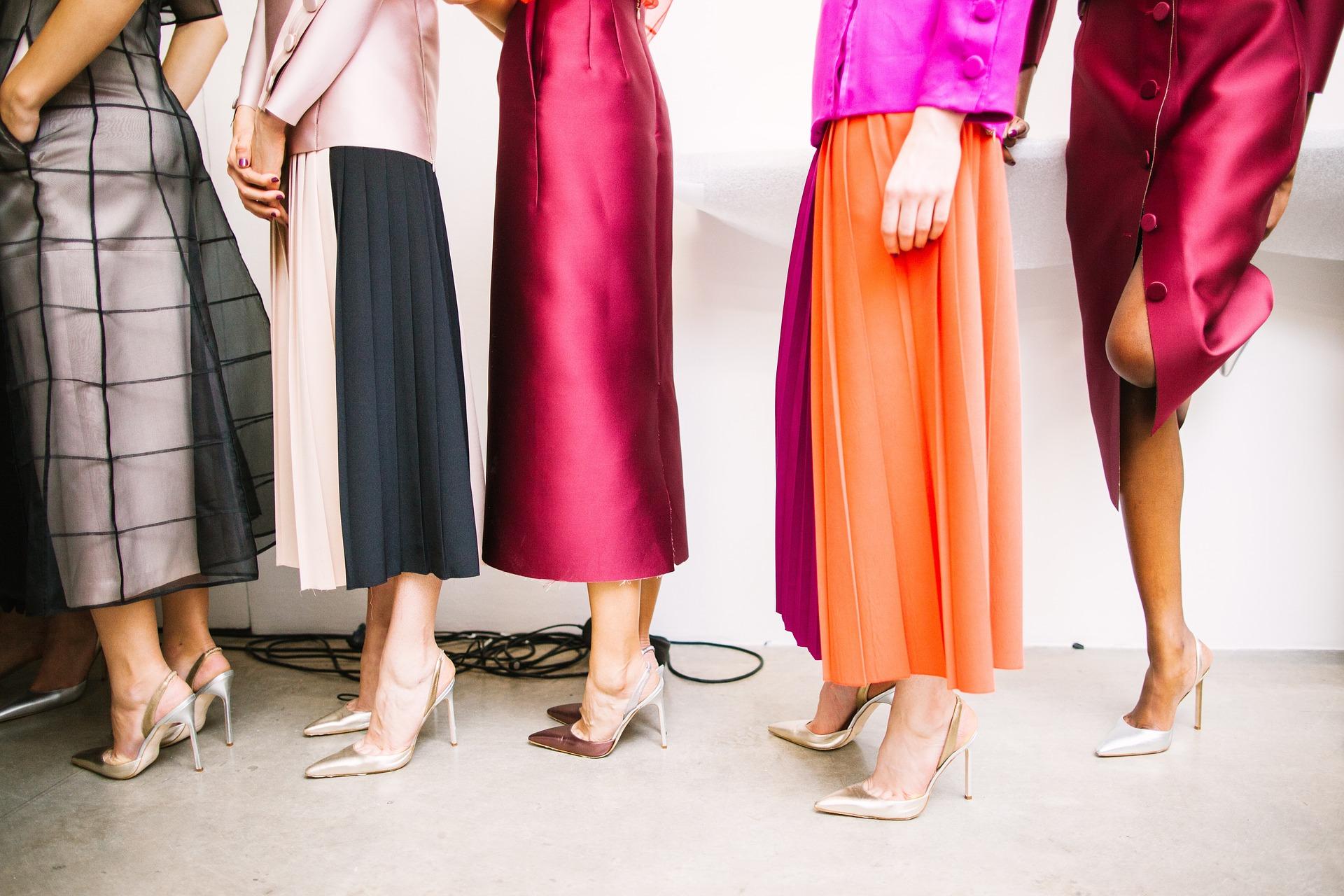 fashion models feet