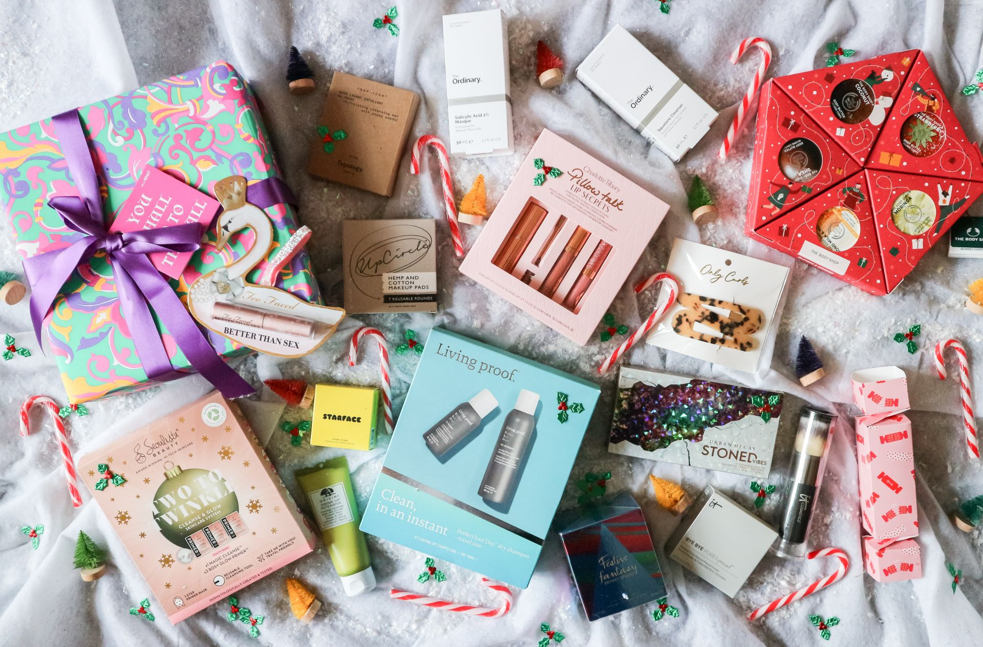 20s beauty Christmas gift guide
