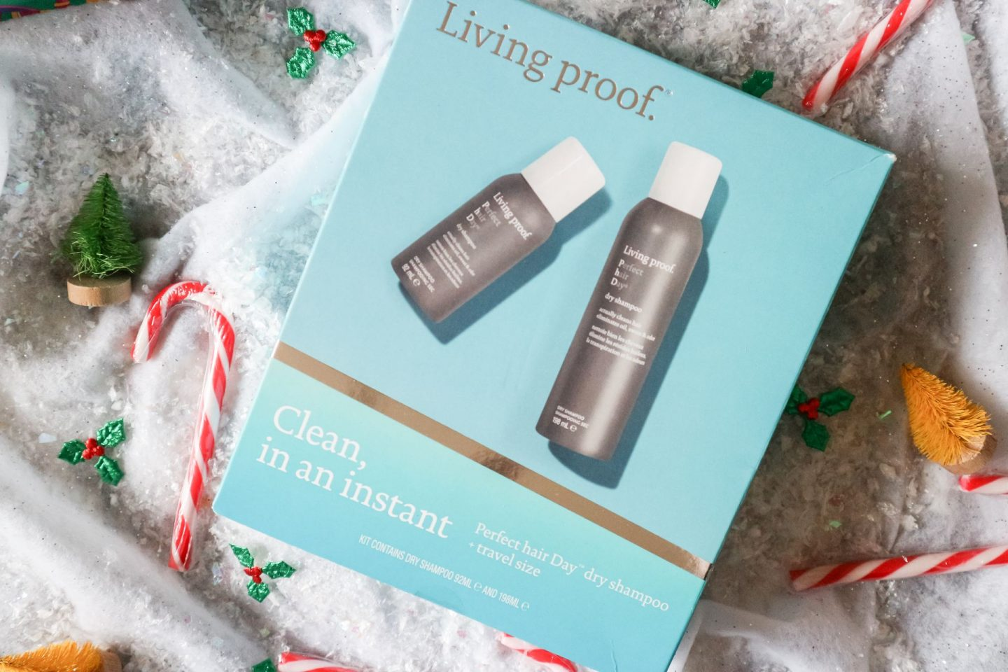 Living Proof Clean in an Instant Perfect Hair Day Set Set