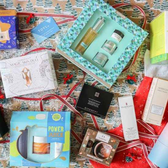 30s Beauty Christmas Gift Guide 2020
