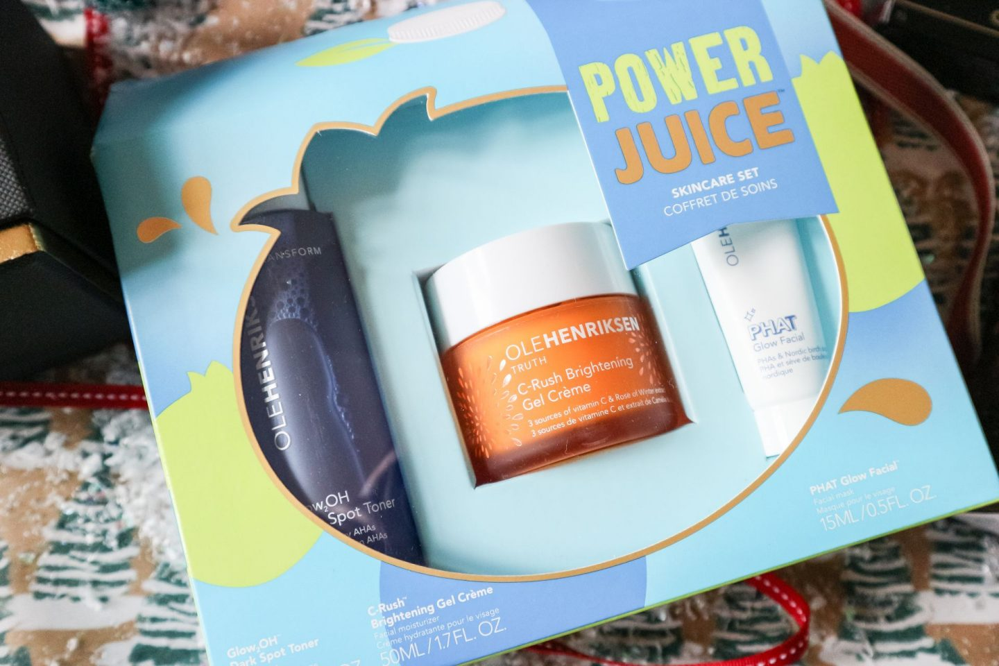 Ole Henriksen Power Juice Skincare Set