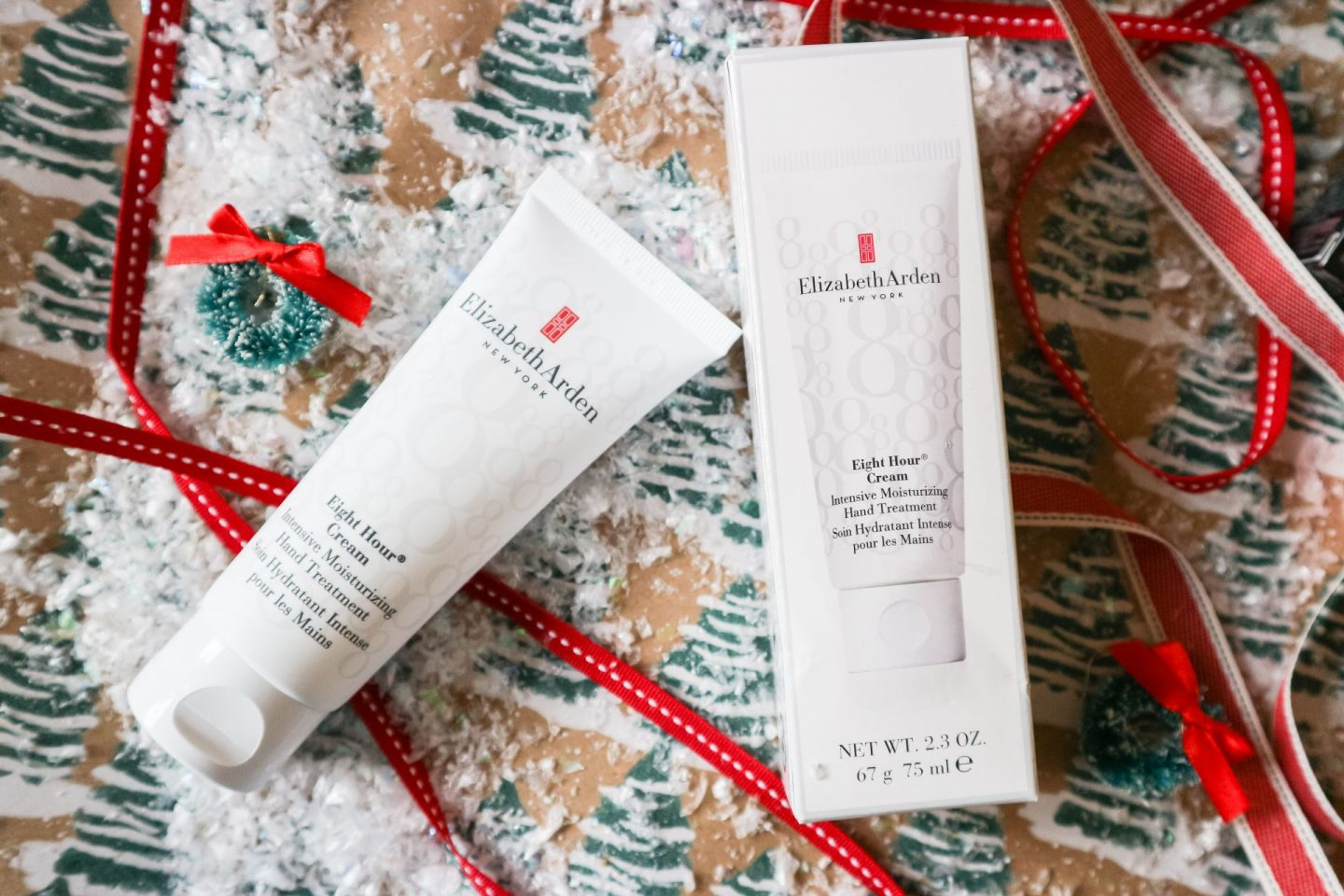 Elizabeth Arden Eight Hour Cream Intensive Moisturising Hand Treatment review