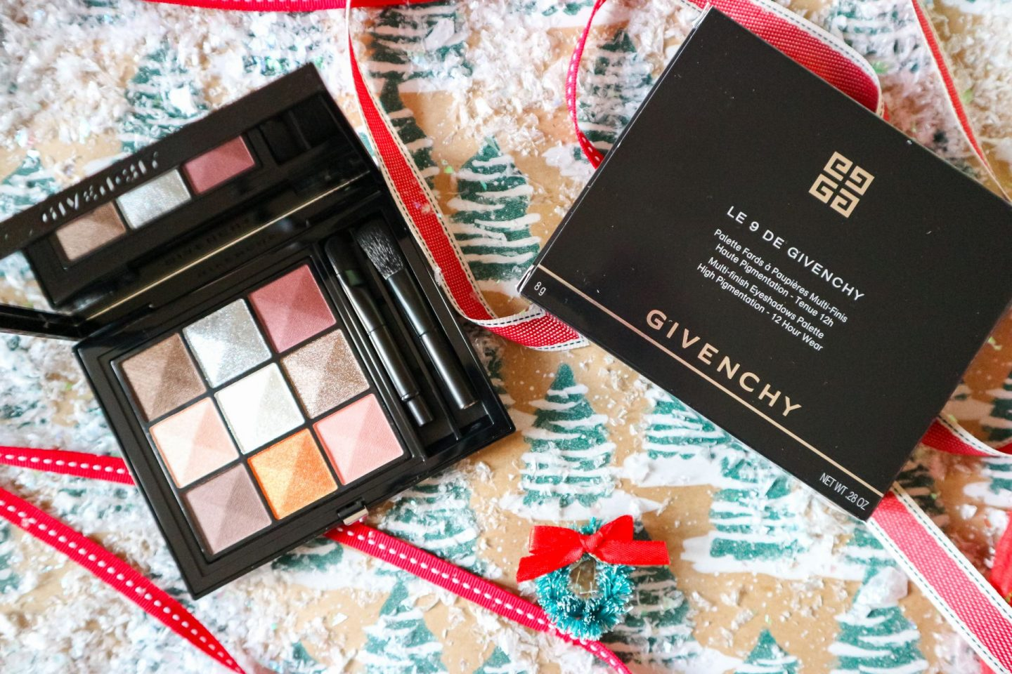 Givenchy Beauty Le 9 De Givenchy 9.01 Multi-Finish Eyeshadow Palette