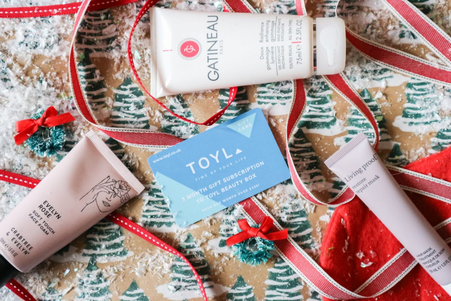 TOYL Beauty Box for Over 35s review