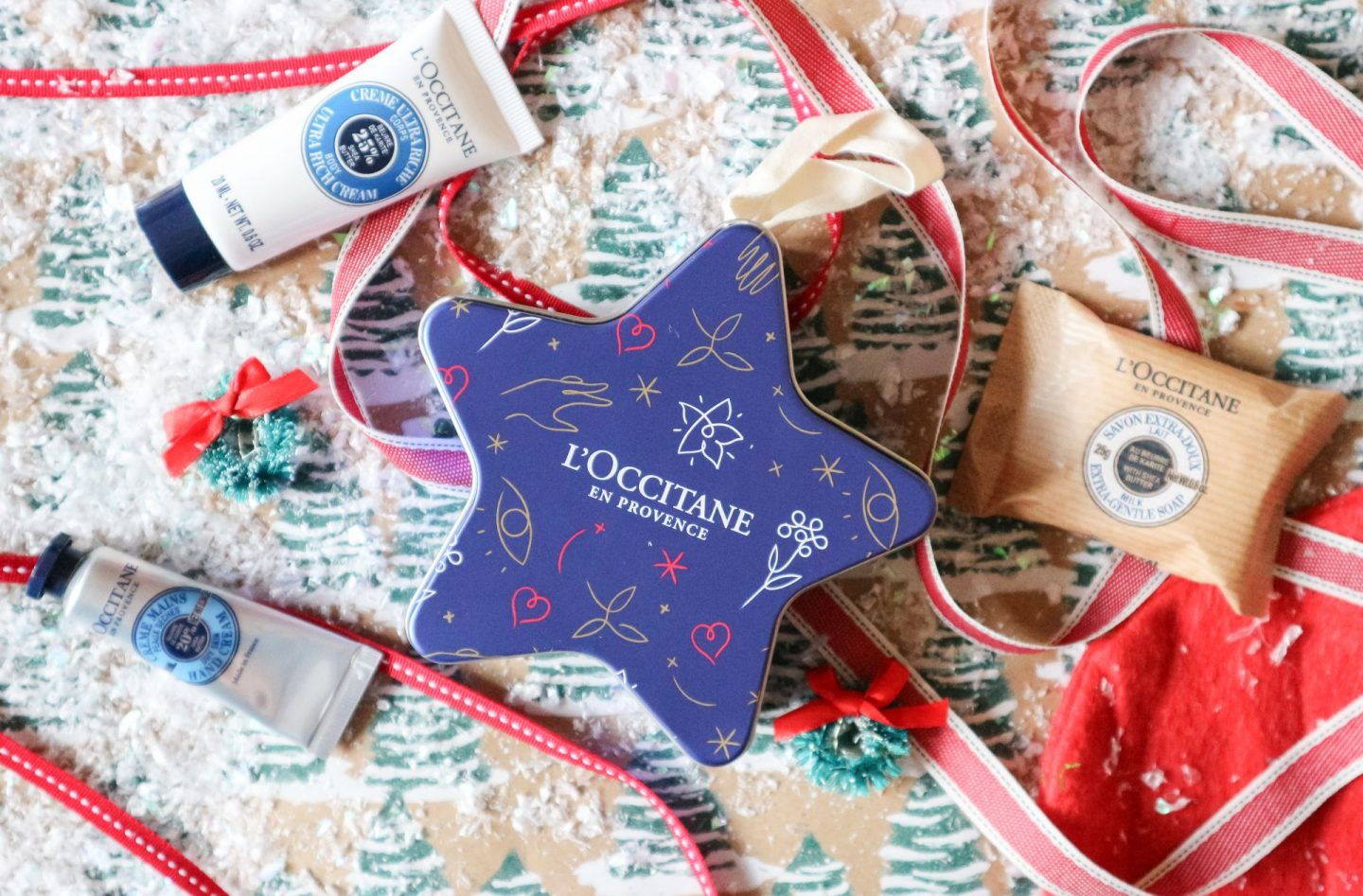 L'Occitane Shea Butter Festive Bauble review