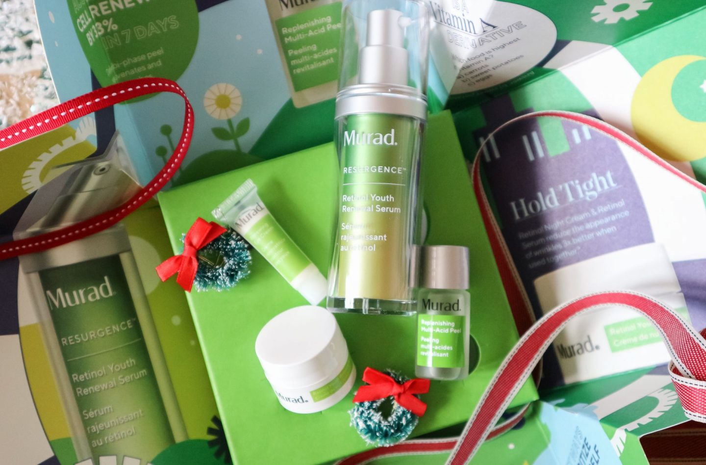 Murad Take Time Off Kit review