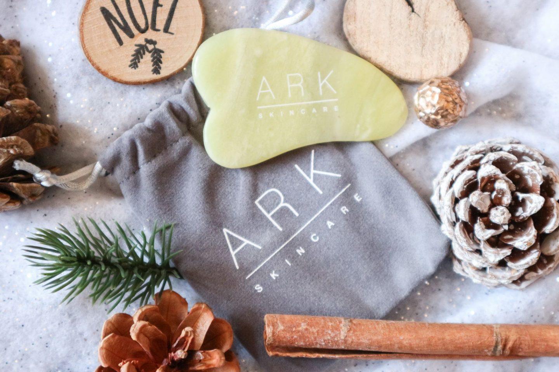 ARK Skincare Gua Sha Jade Facial Tool review