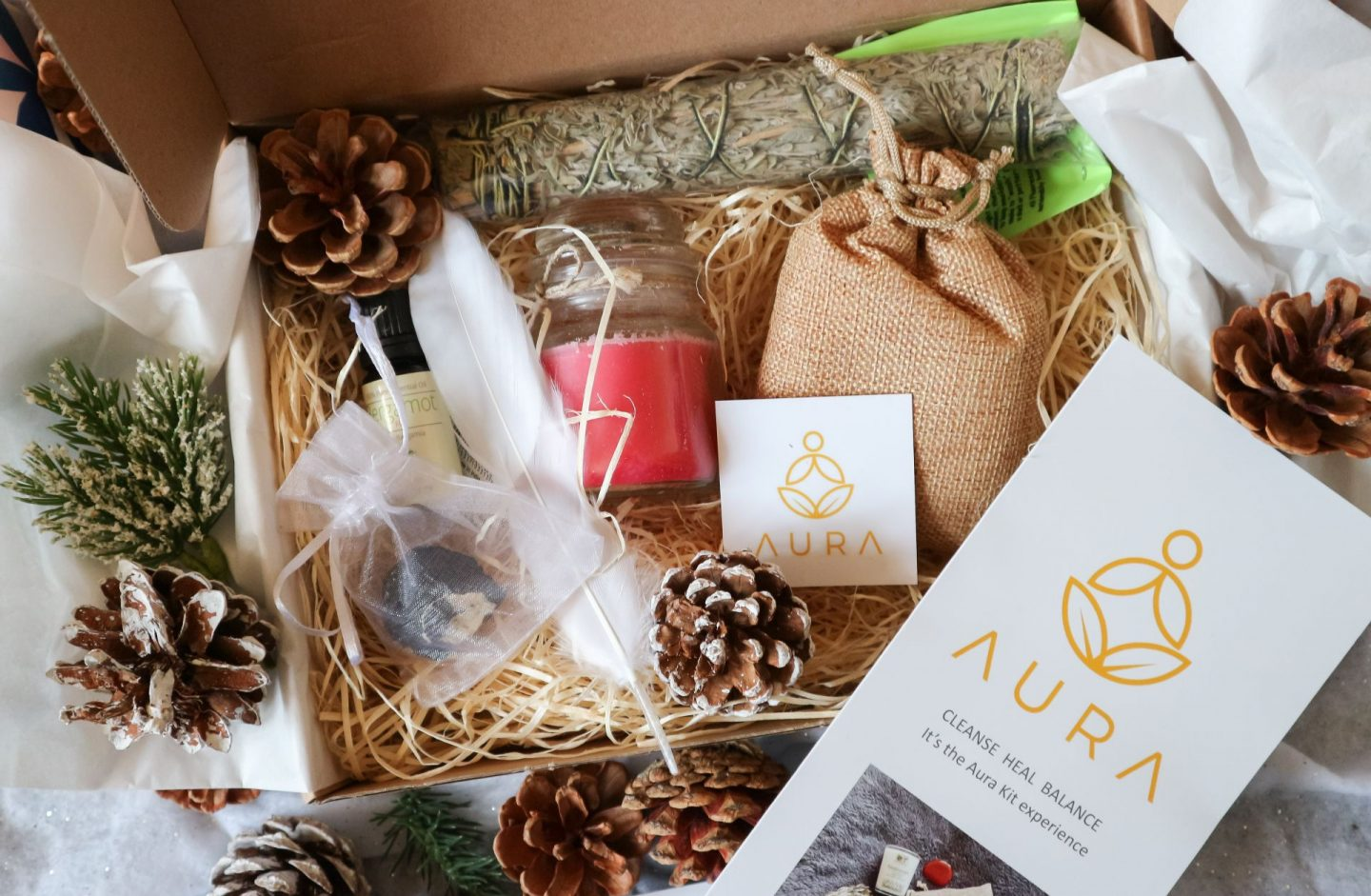 Aura Kits Subscription Box