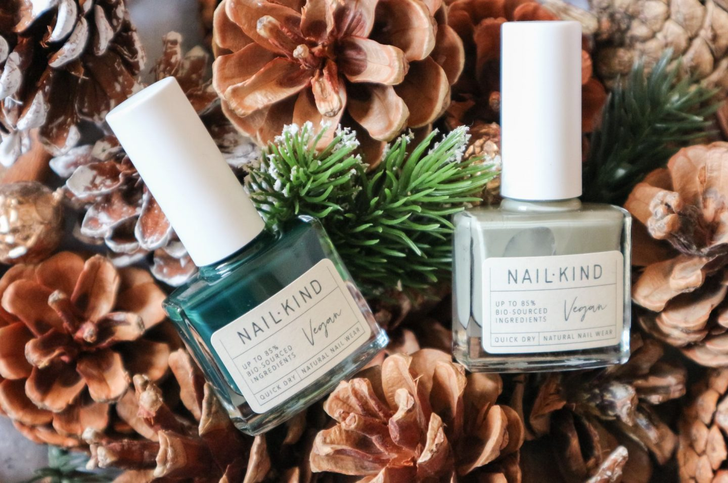 Nailkind Vegan Natural Nail Polish review