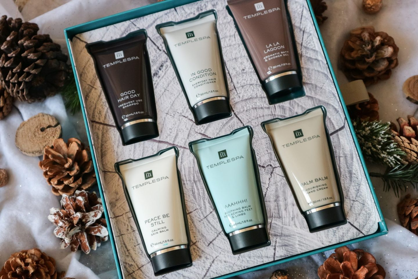 Temple Spa Home Is Where the Spa Is Gift Set review