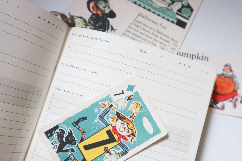 Mal Paper Daily Goal Setter Planner