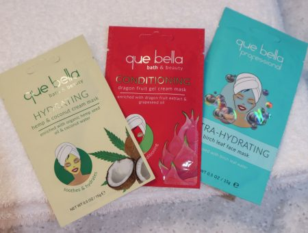 que bella cream mask review