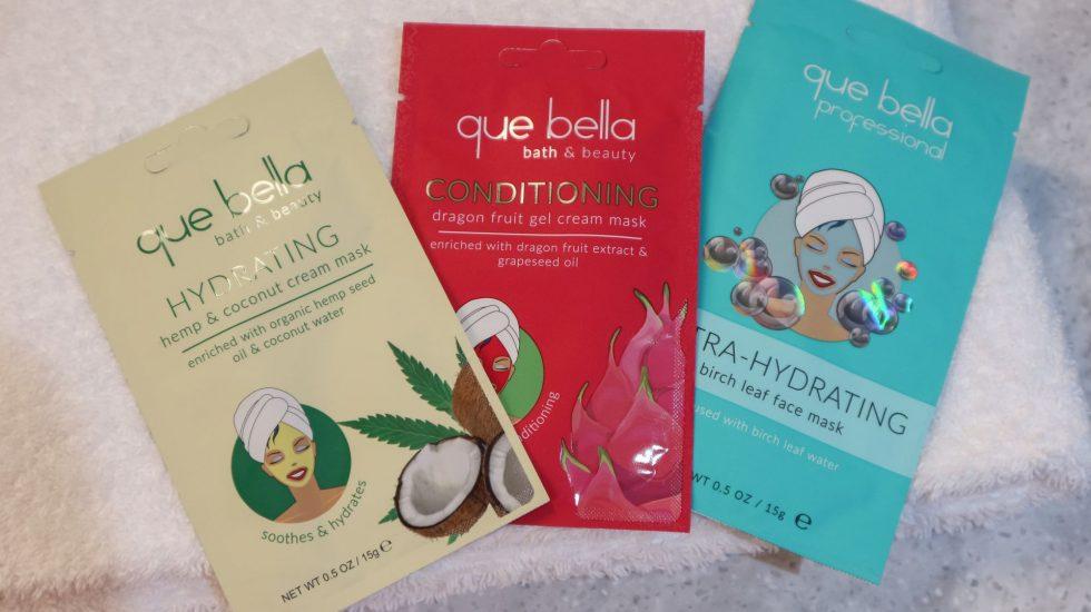 que bella cream mask review