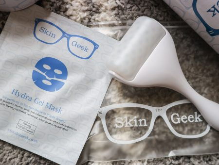 The Skin Geek Hydra Gel Mask review