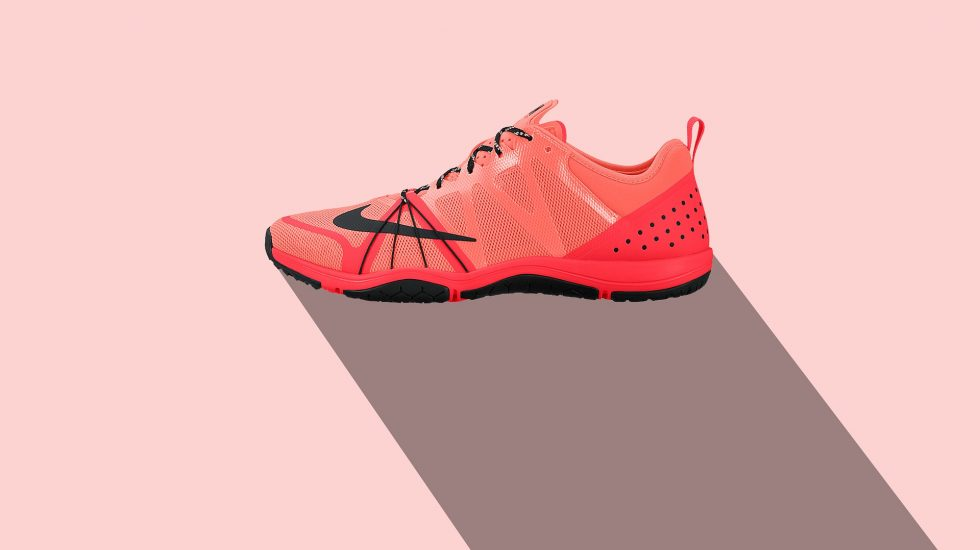 female Nike trainers
