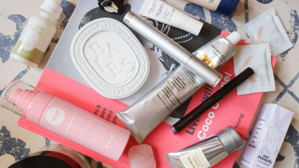 January 2021 Beauty Favourites