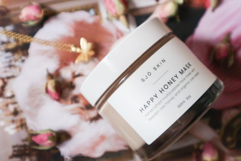 SJO Skin Happy Honey Mask review