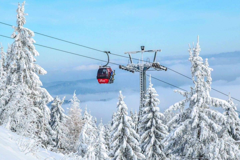 gondola ski resort