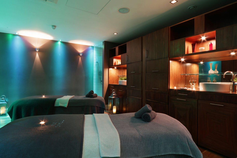 Titanic Spa treatment room